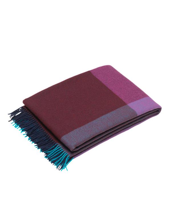 blanket-vitra-eames-bleu-bordeaux