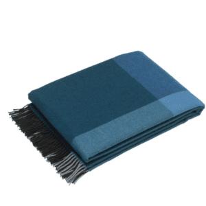 plaid-laine-vitra-eames-noir-bleu