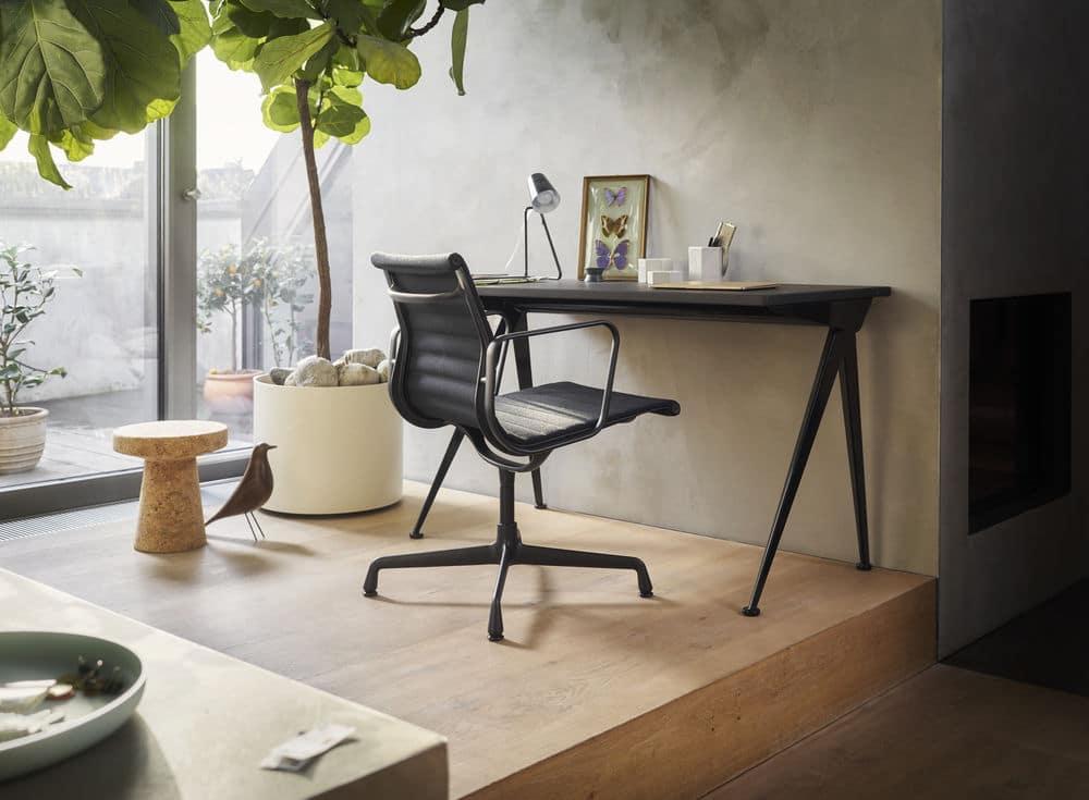 Travailler confiné avec un espace bien pensé et accueillant.