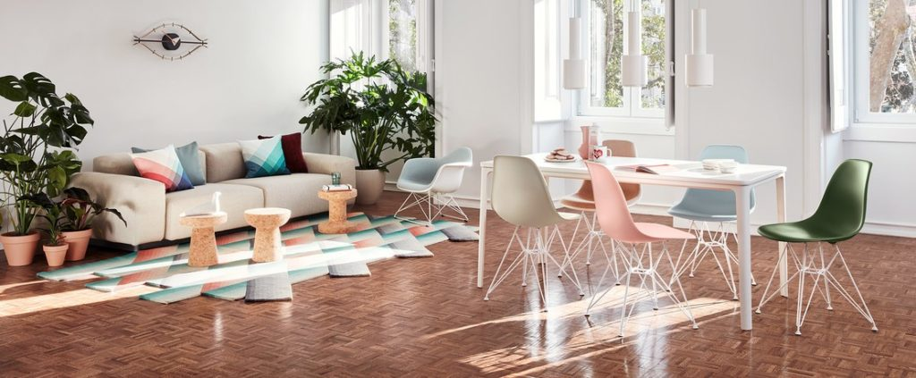 Chaises Eames Plastic Chair Design Charles et Ray Eames
